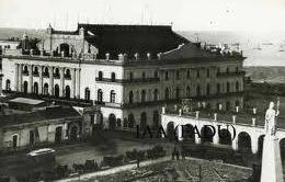Teatro Colon antiguo edificio